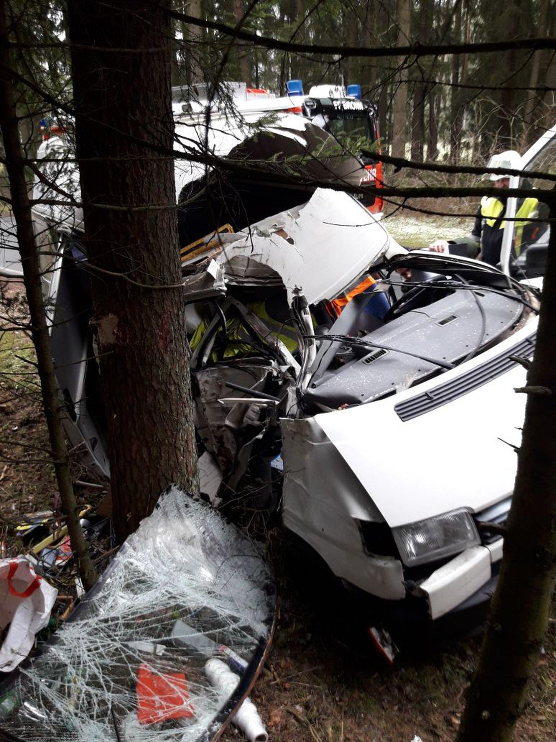 Freiwillige Feuerwehr Bronn e.V. - Ein Schwerverletzter bei ...